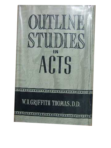 Image for Outline Studies in Acts