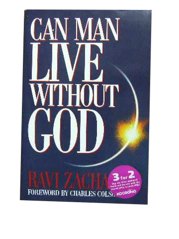 Image for Can Man Live Without God?