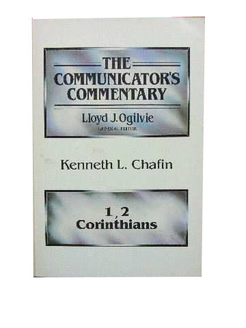 Image for 1,2 Corinthians  The Communicators Commentary / Mastering the New Testament