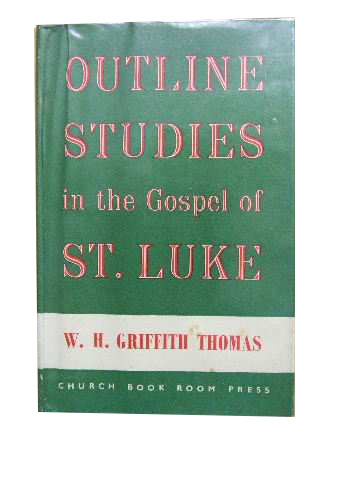 Image for Outline Studies in the Gospel of Luke.