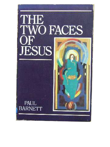 Image for The Two Faces of Jesus.